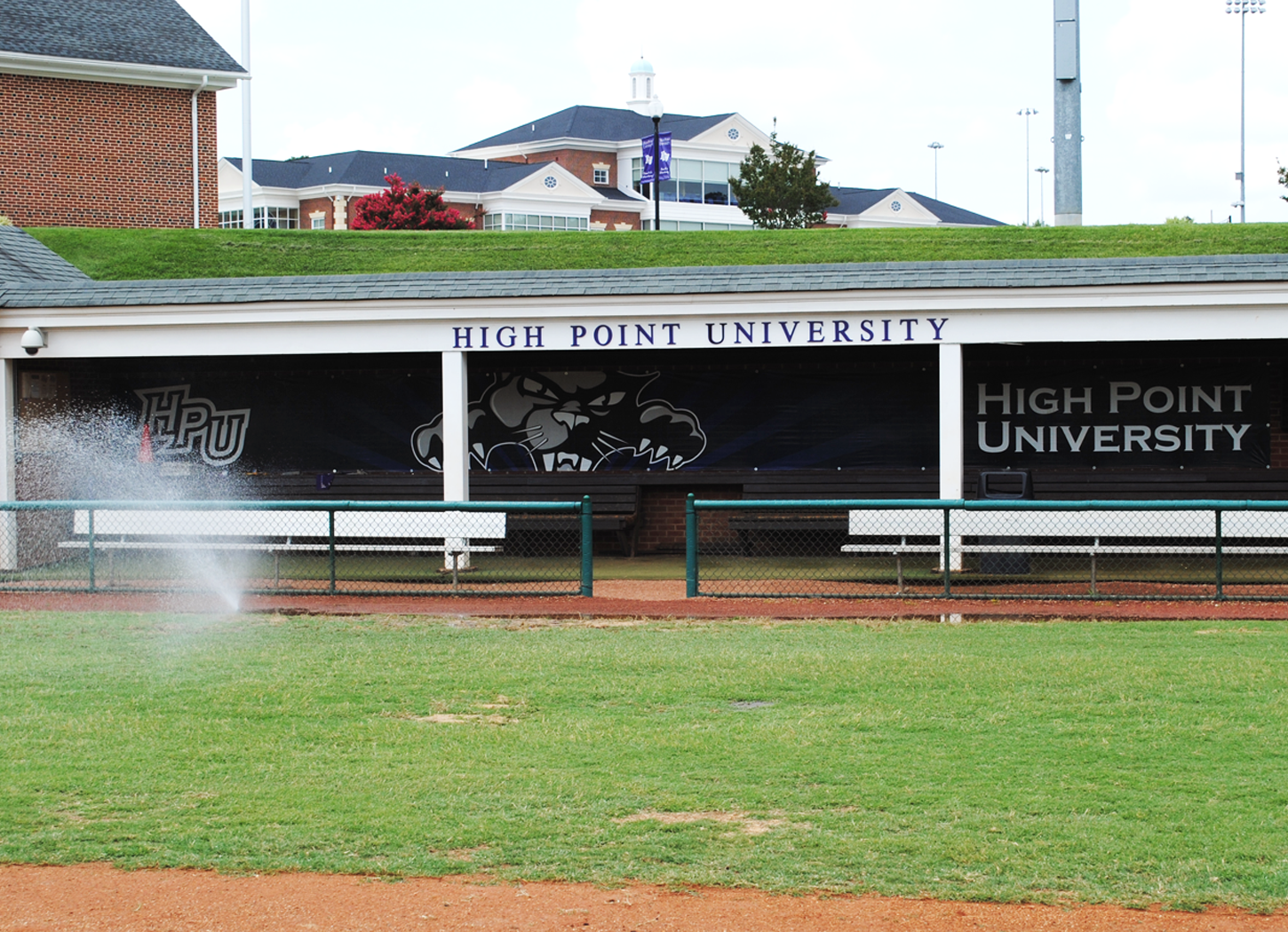 High point university for High pointe